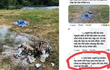"""Tranh cãi về nhóm du khách xả rác khi đi camping và lời biện minh """"để lại cho những người nhặt ve chai"""": Nghe có hợp lý không?"""