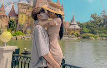 """Zeros khóa môi bạn gái """"cực ngọt"""", nhưng điều đáng chú ý lại là dòng caption gây nhiều tranh cãi"""
