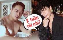 """Đã 2 tuần trôi qua, vẫn không ai biết cái """"tiền lệ đầu tiên của showbiz"""" mà Cao Thái Sơn nói tới là gì?"""