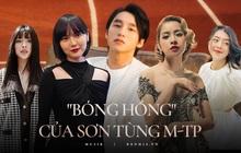 """Sau khi đóng MV Sơn Tùng: Chi Pu làm ca sĩ, Tú Hảo và Vũ Ngọc Châm lên ngôi Quán quân, nhưng vẫn có 2 trường hợp """"cá biệt"""""""