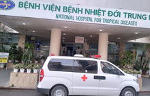 BV Bệnh Nhiệt đới TW thông báo cơ sở 1 khám chữa bệnh bình thường từ 8h ngày 6/5