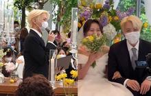 Đám cưới chị gái J-Hope: Dàn khách mời BTS visual đỉnh cao, riêng thành viên giàu nhất nhóm nhuộm tóc mới gây sốt