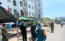 Đà Nẵng phong tỏa 1 chung cư, xét nghiệm 500 người vì liên quan đến ca dương tính với SARS-CoV-2