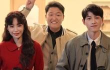 Song Joong Ki sau bao năm bất ngờ nhận lời đóng MV cho 1 nữ ca sĩ, lý do là gì?