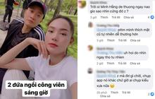 Minh Hằng hội ngộ Lương Mạnh Hải sau 7 năm, netizen Việt lại tiếc nuối nhan sắc hồi còn tự nhiên chưa đơ cứng