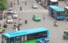 Xe buýt Hà Nội không chở khách quá 50% số ghế để phòng dịch