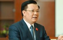 """Bí thư Hà Nội Đinh Tiến Dũng khẳng định """"không có chuyện phong tỏa thành phố như tin đồn thổi"""""""