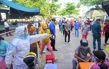 Đà Nẵng đóng cửa thêm 1 chợ có ca mắc Covid-19 nhiều lần đến mua sắm, xét nghiệm cho 700 tiểu thương