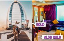 """11 điều chỉ khách sạn 7 sao duy nhất trên thế giới này mới có: Vì quá đẳng cấp nên được du khách """"tặng"""" luôn thêm 2 sao!"""