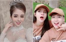 """Vừa mới xác nhận ly hôn hơn 2 tuần, vợ cũ Huy Cung đã thay avatar mặc váy cưới cùng caption """"Cô dâu"""""""