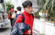 Lịch trình ngày tuyển Việt Nam hội quân: HLV Park Hang-seo đi tiêm phòng, cả đội xét nghiệm Covid-19