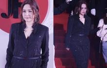 Chung Hân Đồng tăng cân không phanh, vòng 2 lớn cùng vóc dáng nặng nề khiến netizen choáng nặng
