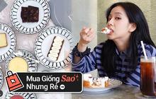 Tậu đồ sứ để trà bánh sang chảnh như Jisoo thì hơi đắt, bạn có thể sắm kiểu rẻ hơn chỉ từ 40k
