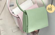 Hè này phải sắm túi pastel: Bao kiểu xinh yêu giá chỉ từ 135k cho các nàng đây