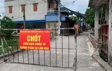 Nam Định phong tỏa một xóm vì có ca nghi mắc COVID-19 liên quan BV Bệnh Nhiệt đới TW