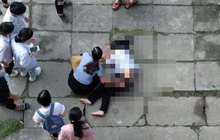 Thực hư thông tin nữ sinh nhảy từ tầng 3 trường học tự tử vì bị cô giáo bắt tài liệu khi thi