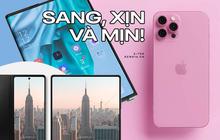 """iPhone màu hồng """"đỉnh của chóp"""" và những mẫu smartphone """"chanh sả"""" nào sẽ xuất hiện trong năm nay?"""