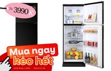 Tủ lạnh rẻ mà tốt đang sale mạnh đến 40%: Dưới 5 triệu cũng có bạt ngàn lựa chọn cho bạn