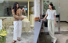 5 mẫu quần nhẹ mát đang được diện nhiều nhất lúc này: Bạn sắm hết là vô cùng sáng suốt!