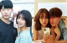 """""""Mặt cún"""" Reply 1988 bị """"cả Hàn Quốc gọi tên"""" vì bạn gái Hyeri tình tứ với trai đẹp trong phim mới"""