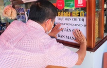 """Quán xá ở Đà Nẵng tất bật treo biển """"bán mang về"""", nhiều nơi đóng cửa không kinh doanh: Các chủ cửa hàng nói gì?"""