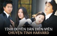 Tình duyên của dàn sao Chuyện Tình Harvard: Nam chính nhảy sông tự tử, nam phụ chia tay người yêu vì... Kim Tae Hee