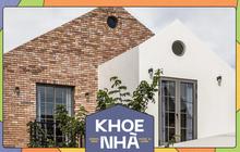 Vợ chồng 9X xây ngôi nhà lấy cảm hứng từ nhà rông và kiến trúc Pháp, riêng vật liệu phải lặn lội xuống Đồng Nai mua về