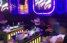 """5 thanh niên """"mở tiệc"""" ma túy trong quán karaoke giữa mùa dịch Covid-19"""