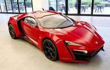 Siêu xe Lykan HyperSport từng đóng phim Fast and Furious 7 chuẩn bị được bán đấu giá