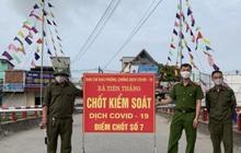 Hải Phòngphong tỏa 2 thôn doliên quan đến bệnh nhân mắc COVID-19