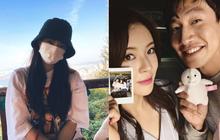 Lee Sun Bin vừa đăng ảnh đi chơi, không nói nhưng ai cũng biết tỏng là hẹn hò với Lee Kwang Soo?