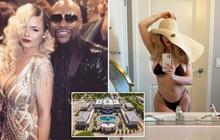 """Tay đấm tỷ đô Floyd Mayweather hứa đền bù cho bạn gái xinh đẹp sau khi yêu cầu cô nàng tạm """"cuốn gói"""" để tập trung cho sự nghiệp"""