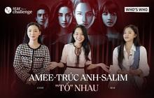 """Amee - Trúc Anh - Salim """"tố"""" nhau tới cùng: """"Mỹ nữ Kumanthong"""" bị bóc là """"thánh ăn"""", được khen nức nở vì tuyệt chiêu khi đi diễn"""
