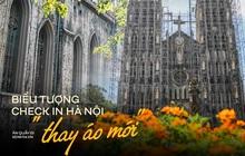 """Những hình ảnh cuối cùng của một biểu tượng check in ở Hà Nội trước khi được """"thay áo mới"""""""