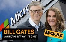 Những bí mật chưa từng tiết lộ về tỉ phú Bill Gates, ông trùm công nghệ thế giới với những thỏa thuận tình ái kỳ lạ với vợ và bồ cũ!