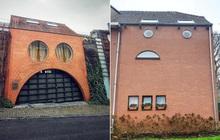 19 ngôi nhà xấu nhất nước Bỉ, xem xong mất niềm tin vào kiến trúc sư nước này