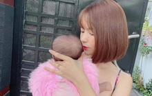 Sau khi treo thưởng 20 triệu tìm kẻ chê bai ngoại hình con gái, bà xã Mạc Văn Khoa bỗng có động thái đáng chú ý nhằm bảo vệ bé