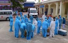 Sáng 9/5, thêm 15 ca mắc COVID-19 trong cộng đồng, riêng BV Bệnh Nhiệt đới TW có 6 ca