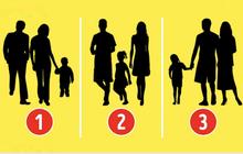 Quiz: Đâu KHÔNG phải là 1 gia đình? Điều này sẽ tiết lộ những tâm sự, góc nhìn thầm kín nhất của bạn về hôn nhân, gia đình chính xác đến 90%