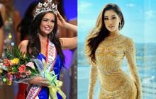 """Khánh Vân lên đồ """"chặt chém"""" tại Miss Universe 2020, khoe đường cong bốc lửa đến mức HHHV Canada phải trầm trồ"""