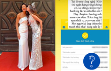 """H'Hen Niê chuyển khoản nóng mua phiếu vote cho Khánh Vân, số tiền tạm thời thôi thấy mà """"choáng"""""""