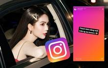 """Ngọc Trinh tiết lộ thích mê tính năng mới trên Instagram, đó là gì mà giúp """"nữ hoàng nội y"""" nhanh chóng chạm mốc 6 triệu người theo dõi?"""