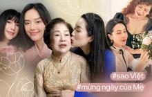"""Sao Việt mừng Ngày của Mẹ: Orange bị mẹ """"khiếu nại"""", Nhã Phương chia sẻ điều ai cũng thấm thía, nhà Kim Lý chúc đến... 4 người mẹ"""