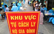Hà Nội: Phong toả nơi ở của 4 nữ sinh lớp 12 dương tính với SARS-CoV-2