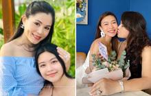 """Dàn hot girl, rich kid Việt đồng loạt chia sẻ khoảnh khắc với các """"chị mẹ"""", mẹ của ai cũng là siêu nhân!"""