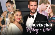 """Tình yêu 10 năm """"xoay vòng"""" Miley Cyrus: Lúc ngoan hiền lúc nổi loạn chấn động, nghi vấn Liam Hemsworth âm mưu kiểm soát"""