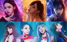 """Ảnh teaser của aespa bị so sánh với 2NE1, Knet không """"ném đá"""" mà bênh: Giống nhau về giới tính và số thành viên chứ gì!"""