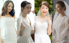Mỹ nhân Việt đọ visual khi diện váy cưới trên màn ảnh: Thanh Hằng kiêu sa quý phái, Nhã Phương ngọt ngào tinh khôi