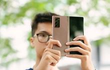 Dù giá thành cao, khách hàng trẻ vẫn muốn sở hữu Galaxy Z Fold 2
