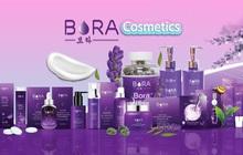 Bora Cosmetics - Khẳng định thương hiệu bằng chất lượng và hiệu quả của sản phẩm